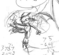 action androgynous author_like claws dragonette featureless_crotch notes pose sketch wings // 294x274 // 8.7KB