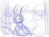 background balloons bed digital_sketch Luna open_mouth straddling // 800x600 // 37.0KB