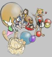 3 3 balloons balloon_inflation balloon_popping balloon_sitting Bunni canidae colour digital digital_sketch fang felyne female fox implied_popping kibrosian Kiddle Kilo Lea leotard long_ears Luna male necklace open_mouth s2p shorts sketch Sparky Tammy tooth vixen // 1344x1472 // 1.5MB