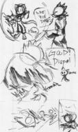 combat dispel doodle fight hit ink ink_sketch Kilo male PUNCH rough silly sketch unidentified_character violence // 898x1506 // 307.1KB
