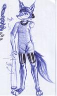 athletic baseball baseball_bat canidae claws colour feils_characters hat ink ink_sketch male shorts sketch unidentified_character vulpine // 909x1518 // 296.6KB