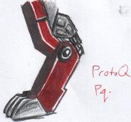 author_like colour ink ink_sketch leg pencil pencil_sketch ProtoQ QUARTS robot sketch // 724x672 // 92.6KB