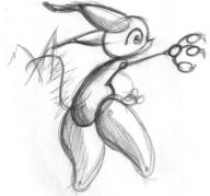 author_fancy author_like butt ink ink_sketch KTAN long_ears Metal_Bubble_Dragon robot sketch tail toy // 890x830 // 104.8KB