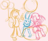 author_fancy author_like balloons bunny butt colour digital digital_sketch FireAlpaca kibrosian Kilo long_ears Luna magic open_mouth robot shorts sketch toy // 737x627 // 343.4KB