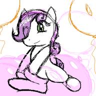 Crystal_Pony Equestrian_Dawn RP_Character ShiPainter Spree author_fancy author_like balloon_sitting balloons colour digital digital_sketch female pony sketch // 300x300 // 9.5KB