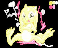 FireAlpaca Pao author_fancy author_like balloon_popping bits colour digital dragon female long_ears sitting text // 325x270 // 24.5KB