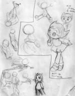action_pose Astroboy author_like balloons bubble doodle fanart felyne ink_sketch Kilo notes pencil_sketch Uran // 1190x1525 // 197.1KB