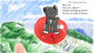 author_like background balloons cat digital_sketch fantasy flying game high Rowin // 800x450 // 102.2KB