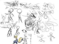 action_pose attack author_fancy author_like balloons bubble digital_sketch doodle flames fluffy_tail Kitishik long_ears Mip questionable s2p silly sit squish straddle // 800x600 // 47.5KB